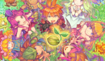 Collection of Mana Trademarked In Japan by Square-Enix