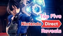 My Top Five Nintendo Direct Reveals