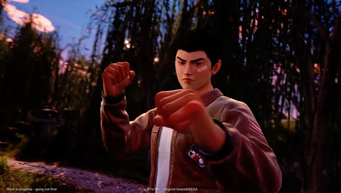 Shenmue Story Trailer 3