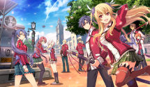 The Legend of Heroes: Trails of Cold Steel Is Out Today!