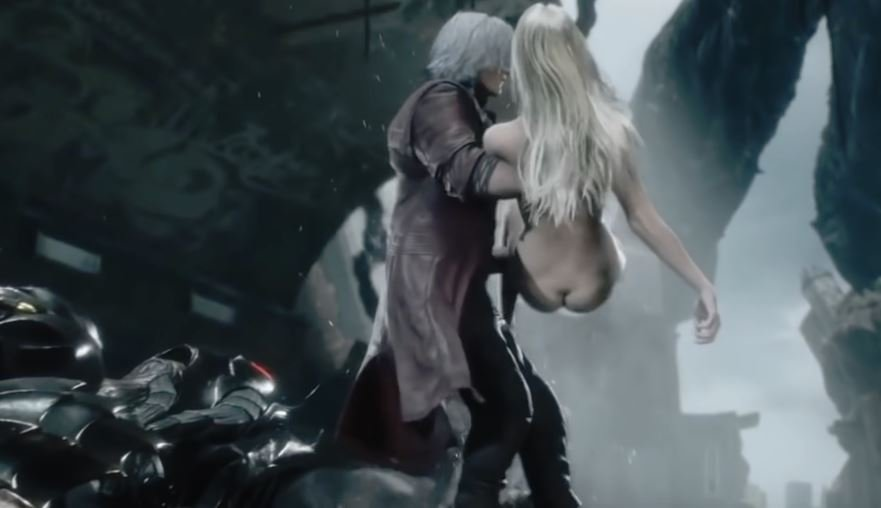 devil may cry 5 censored ps4