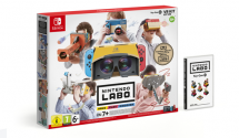 Nintendo Returns To Virtual Reality With Nintendo Labo VR In April