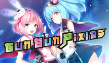 PQube Reveal Gun Gun Pixies For Switch!
