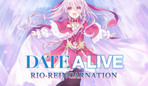 New Character Information Revealed For DATE A LIVE: Rio Reincarnation