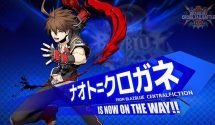 New BLAZBLUE CROSS TAG BATTLE Characters Due This Month