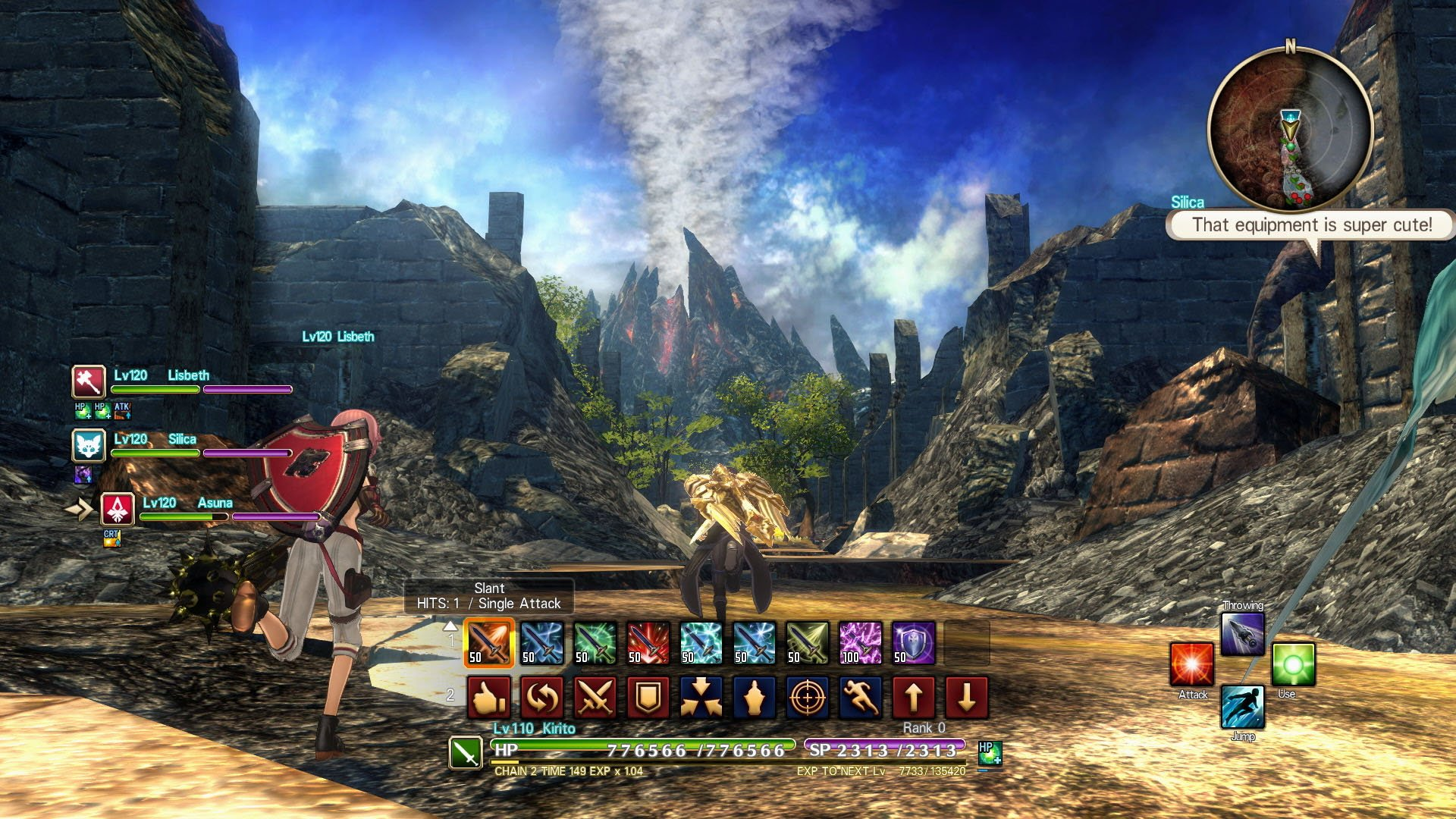 Sword Art Online Hollow Realization Switch Review | Rice Digital