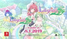 Omega Labyrinth Life and Labyrinth Life Come West August 1st