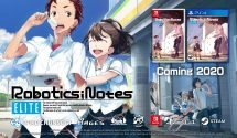 Robotics;Notes Elite and DaSH Coming West