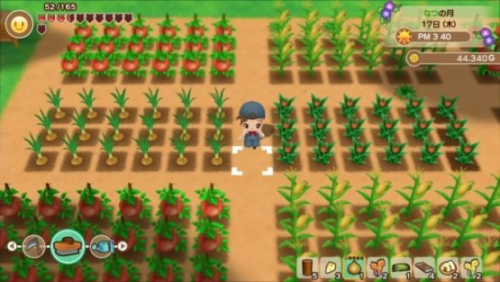 Story of Seasons: Reunion in Mineral Town Trailer Released