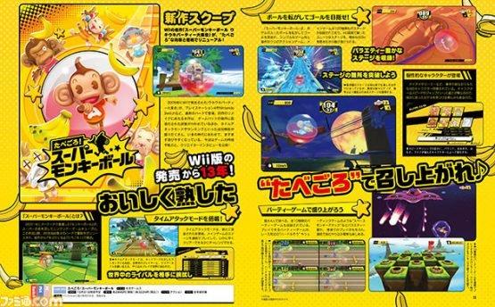 Super Monkey Ball: Banana Blitz HD Coming This October - Rice
