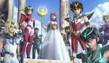 Netflix Saint Seiya: Knights of the Zodiac Review – Saint Seiya Speedrun