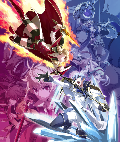 Under Night In-Birth Exe:Late[cl-r] Announced