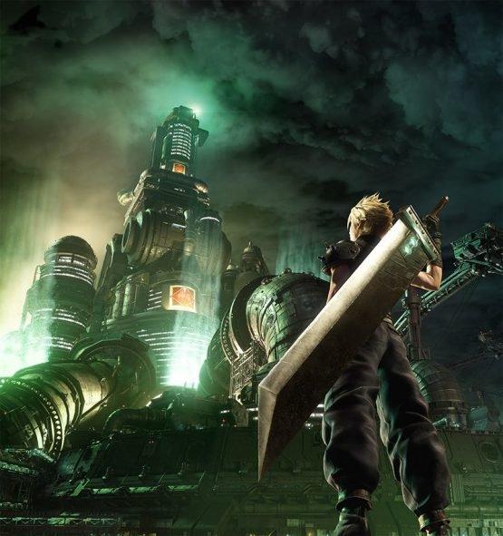 TGS 2019 Final Fantasy VII Remake Trailer Released