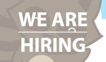 We're Hiring – Site Editor And Community Manager