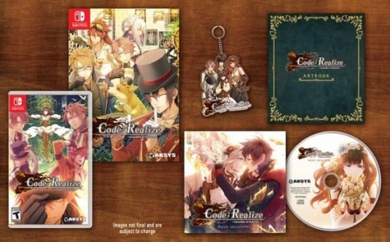 Code: Realize Future Blessings Comes to Switch Spring 2020