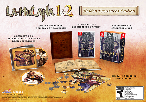 La-Mulana collectors edition