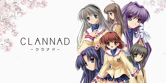 best visual novels on switch clannad