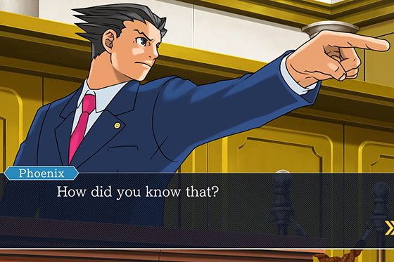 best visual novels on Switch ace attorney