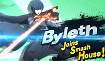 Byleth Is The New Super Smash Bros. Ultimate Fighter