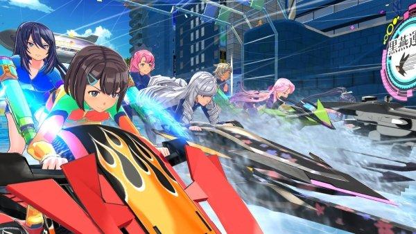 kandagawa jet girls gameplay