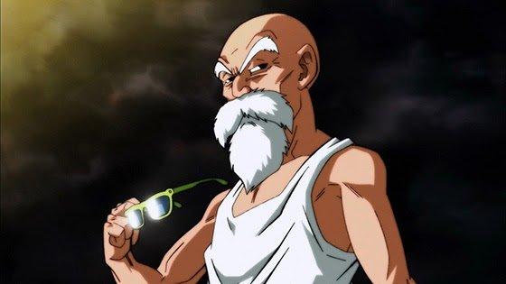 dragon ball fighterz season 3 master roshi