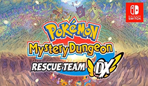 Pokemon Mystery Dungeon Rescue Team DX Revealed