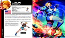 Street Fighter World Warrior Encyclopedia Arcade Edition On The Way