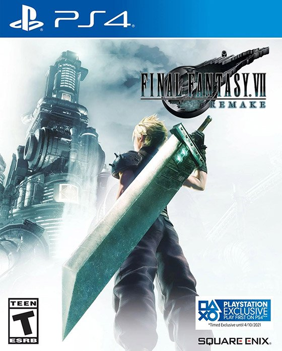 final fantasy 7 remake timed exclusivity