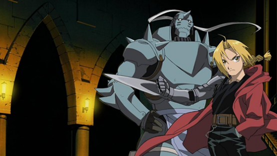 anime like demon slayer fullmetal alchemist