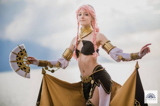 sexy fire emblem cosplay olivia