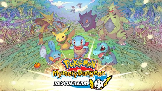 pokemon ranger mystery dungeon