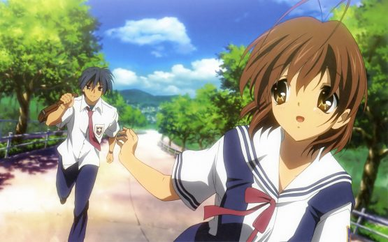 top 5 best anime couples clannad