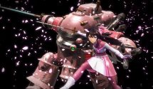 Sakura Wars Combat Trailer Shows Off Mecha