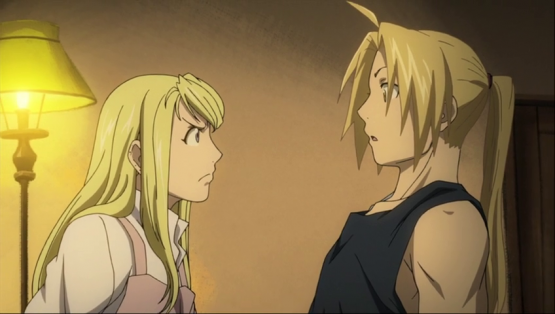 top 5 best anime couples ed and winry