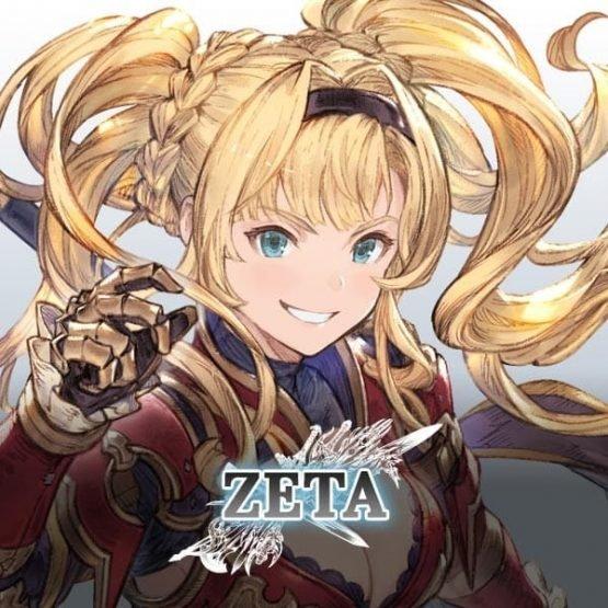granblue fantasy versus zeta